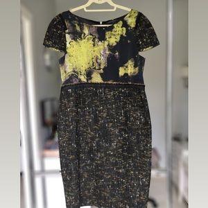 Top silk nice dress